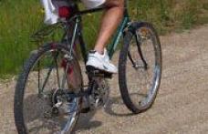 Accident provocat de un biciclist beat