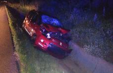 Accident extrem de grav! Doi bărbați, tată și fiu, loviţi mortal de o mașină - FOTO
