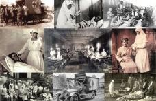 Îngrijirea răniților și a bolnavilor pe timp de război