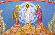 Mare sărbătoare pentru creştinii ortodocşi. Ce nu ai voie să faci de Schimbarea la Față