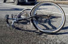 Adolescent de 13 ani, rănit după ce a căzut cu bicicleta pe porțiunea de drum în lucru de pe bulevardul Victoriei