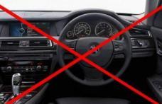 S-a schimbat legea: Maşinile cu volan pe dreapta nu vor mai putea fi înmatriculate în România!