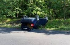 Accident mortal pe drumul dintre comunele Havârna și George Enescu