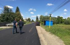 Lucrările la podul peste Jijia și asfaltarea pe tronsonul Dumeni – Cordăreni, verificate de Vicepreședintele Consiliului Județean Botoșani – FOTO
