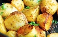 Cartofi în stil provenceal