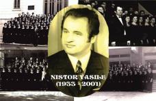 Medalion comemorativ - Profesorul și dirijorul Nistor Vasile