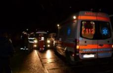 Accident! Tânăr transportat la Iași după ce căruța în care se afla a fost lovită de o mașină