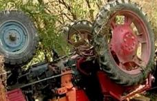 Tragedie la Havârna! Un tânăr a murit strivit de tractorul pe care îl conducea