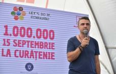 Let`s Do It, Romania! Pe 15 septembrie, 1 milion de români sunt invitați să curețe România