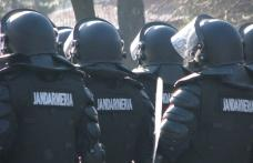 Jandarmii vor asigura ordinea publică la meciul FCM Dorohoi - CSM Rîmnicu Sărat