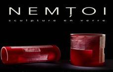 """Dorohoianul Ioan Nemțoi expune la Paris """"Sculptură în sticlă""""- transformarea unui meşteşug în creaţie artistică"""
