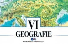 Greșeli grave în manualul de Geografie de clasa a VI-a