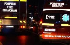 Accident la Dumeni! Autorități puse pe drumuri pentru presupuse victime care au fugit de la locul faptei
