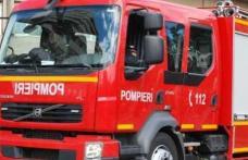Explozie într-un apartament din Dorohoi! O femeie a fost transportată la spital cu arsuri