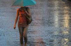 ALERTĂ METEO de vreme severă. Cod GALBEN de furtuni şi grindină – Vezi harta la zi