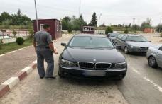 Autoturism căutat de autorităţile din Ungaria, descoperit la Punctul de Trecere a Frontierei Stânca - FOTO