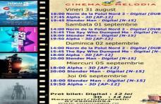"""Vezi ce filme vor rula la Cinema """"MELODIA"""" Dorohoi, în săptămâna 31 august – 6 septembrie – FOTO"""