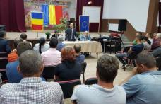 """Lucian Trufin """"După ce am încurajat pe fermierii botoșăneni să acceseze fonduri europene, acum m-am întâlnit cu cei care au proiecte finanțate prin PN"""