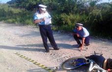 Biciclist mort într-un accident stupid, în comuna Mihai Eminescu