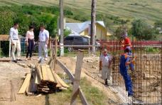 Investiții în derulare de peste 2 milioane de euro în modernizarea comunei Lunca - FOTO