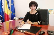 Doina Federovici a fost aleasă vicepreședinte a Senatului României