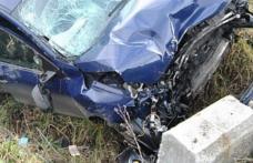Abia a pus mâna pe carnet a provocat un accident rutier rezultat cu rănirea a două persoane