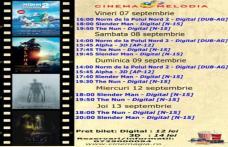 """Vezi ce filme vor rula la Cinema """"MELODIA"""" Dorohoi, în săptămâna 7 – 13 septembrie – FOTO"""