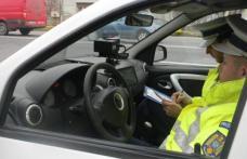 Bărbat urmărit în trafic de Poliţie, după ce a a ignorat semnalele poliţiştilor. Vezi ce au descoperit polițiștii!