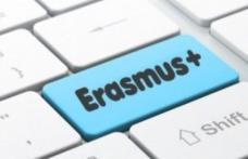 """Lansarea proiectelor de mobilitate Erasmus+ la Școala gimnazială """"MIHAIL SADOVEANU"""" Dumbrăvița"""