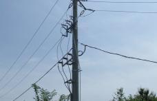Construcţii ilegale în vecinătatea reţelelor de energie electrică