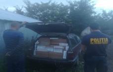 Aproximativ 13.400 pachete cu țigări confiscate la frontiera de est – FOTO