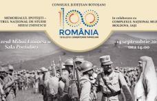 Expoziţie dedicată Centenarului Marii Uniri, la Memorialul Ipoteşti - FAMILIA REGALĂ şi MAREA UNIRE din 1918