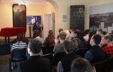 """Elevii seminariști în vizită la Muzeul Memorial """"George Enescu"""" Dorohoi, cu prilejul Zilelor Europene ale Patrimoniului - FOTO"""