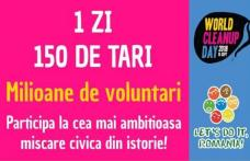 """Județul Botoșani și-a îndeplinit ținta: peste 25.000 de voluntari în campania """"Let's Do It, Romania!"""""""