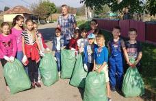 Elevii Școlii Hilișeu-Horia au participat cu succes la Ziua mondială a curățeniei – FOTO