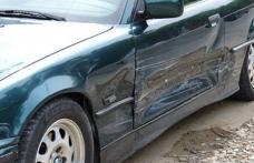 O şoferiţă a ajuns la spital după un accident încheiat pe cale amiabilă
