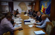 Întâlnirea secretarilor unităţilor administrativ - teritoriale din judeţul Botoșani - FOTO