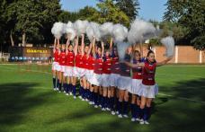 Majoretele alături de FCM Dorohoi la fiecare meci  FOTO-VIDEO