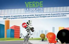 Lidl și Poliția Română organizează a șasea ediție a campaniei naționale pentru siguranța copiilor: Verde la educație pentru circulație
