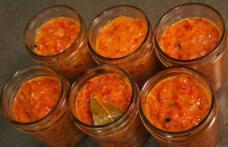 Zacuscă de mere şi morcovi