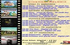 """Vezi ce filme vor rula la Cinema """"MELODIA"""" Dorohoi, în săptămâna 21 – 27 septembrie – FOTO"""