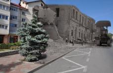 Amintiri despre trecut – Dorohoiul de altădată: Coborând în timp, pe scările Cramei - FOTO