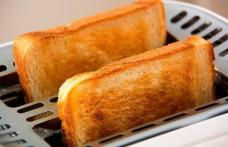 Câtă pâine prăjită putem consuma pentru a rămâne sănătoși