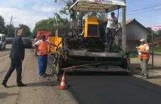 Consiliul Județean Botoșani demarează lucrările de modernizare pe încă două drumuri județene