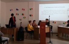 """Ziua Europeană a Limbilor - Moment de sărbătoare pentru elevii Liceului """"Regina Maria"""" - FOTO"""