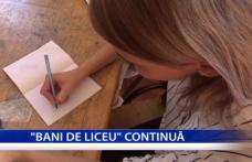 """DAS Dorohoi anunță CALENDARUL de desfăşurare a Programului naţional de protecţie socială """"BANI DE LICEU"""""""