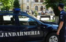 Jandarmii alături de dorohoieni în acest week-end