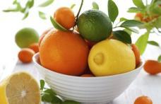 Alimente care au mai multă vitamina C decât portocalele