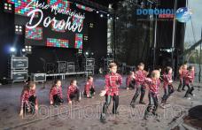 Tinere talente pe scena de la Zilele Municipiului Dorohoi 2018 - FOTO