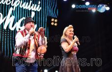 Moment de umor cu Vasile Muraru și Valentina Fătu la Zilele Municipiului Dorohoi 2018 – VIDEO/FOTO